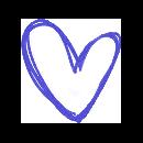 MAC-X Blue Heart2